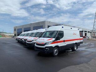 новая машина скорой помощи IVECO AMBULANCE WİTH FULL EQUİPMENT