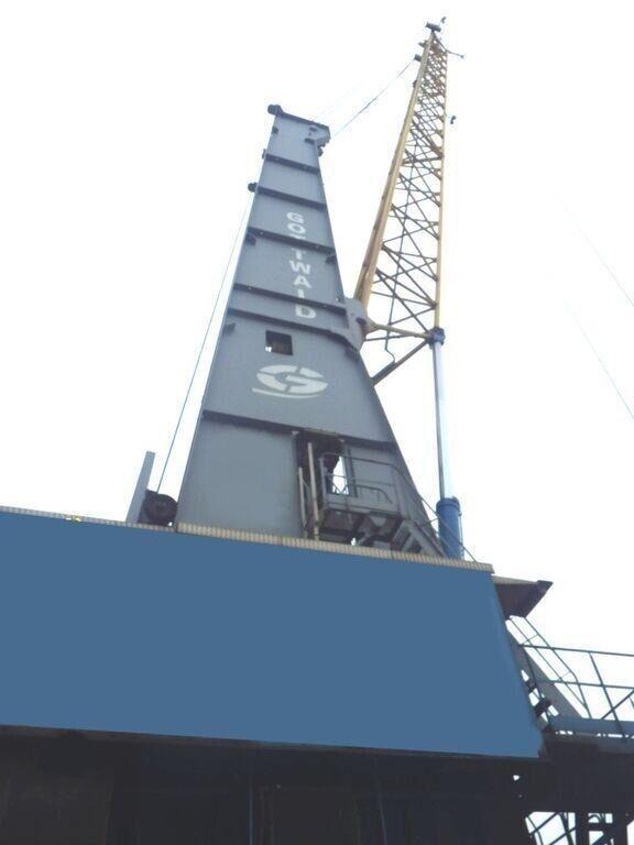 портовый кран GOTTWALD HMK 280 E