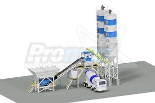 новый бетонный завод PROMAX Compact Concrete Batching Plant C100-TWN PLUS (100m³/h)