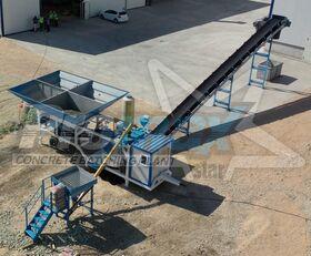 новый бетонный завод PROMAX Mobile Concrete Batching Plant M35-PLNT