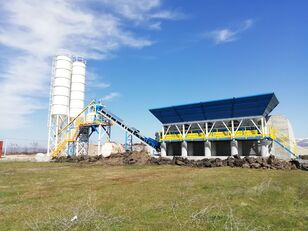новый бетонный завод PROMAX КОМПАКТНЫЙ БЕТОННЫЙ ЗАВОД C60 SNG-L (60 м³/ч)