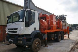 буровая установка DANDO Watertec 40 1,000m depth supplied with service truck