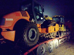 грунтовый каток HAMM 3412 Year 2009 Gładki // okołkowany