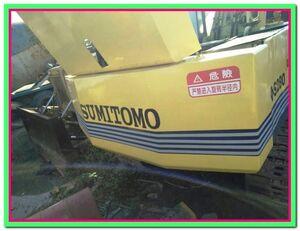 гусеничный экскаватор SUMITOMO S280F2