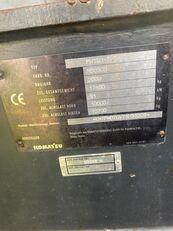 колесный экскаватор KOMATSU PW160