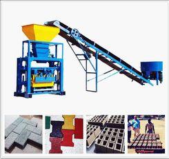 новое оборудование для производства бетонных блоков ITK CHINA 10000