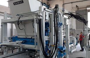 новое оборудование для производства бетонных блоков SUMAB R-400 (800+ blocks/hour) ADVANCED BLOCK Machine